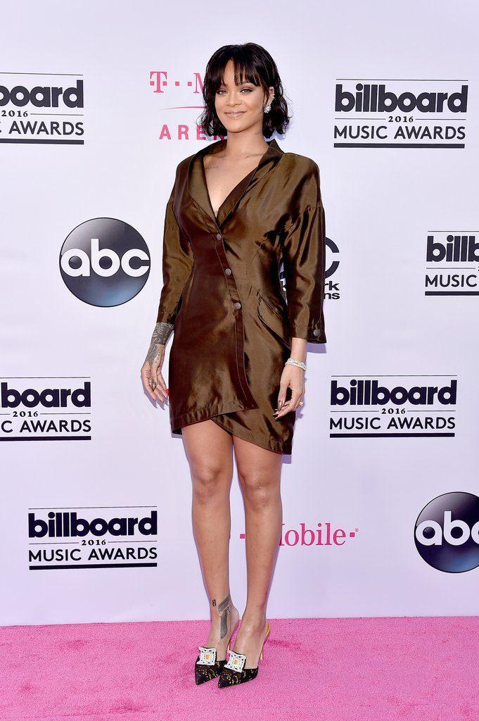 Rihanna at The 2016 Billboard  Music Awards Red Carpet