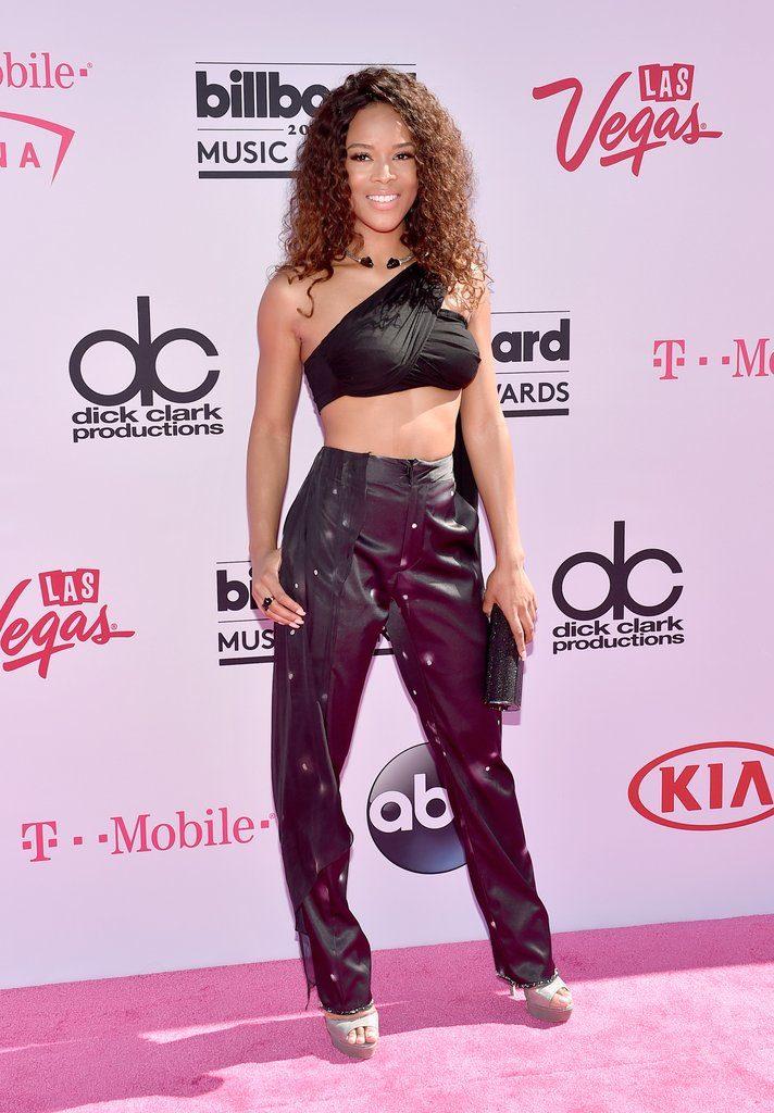 Sereyah at The 2016 Billboard Awards Red Carpet