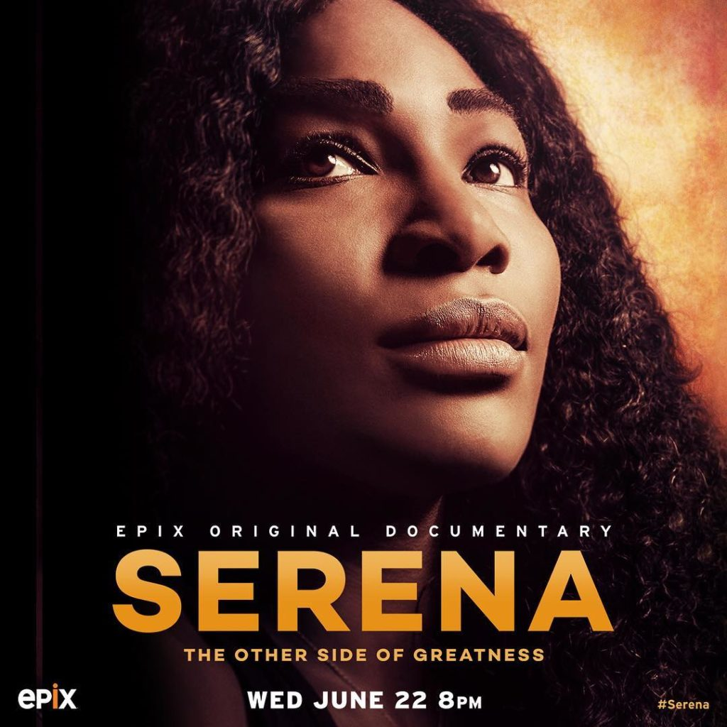 Serena, The Other Side of Greatness Premieres June 22