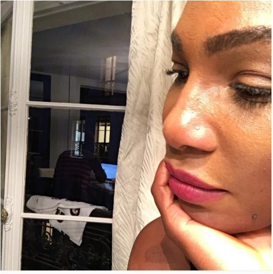 Serena Williams Looks Dope in New Selfie Photo From Paris