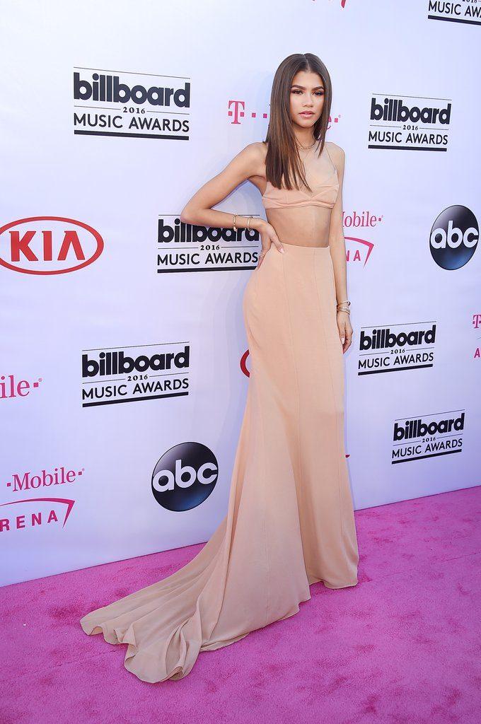Zendaya at The 2016 Billboard  Music Awards Red Carpet