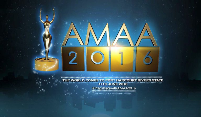 First Photos from the  12th AMAA Awards 2016