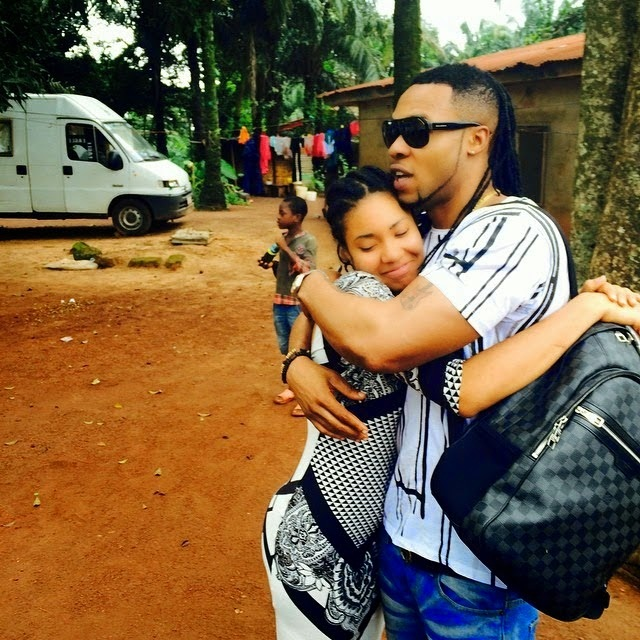 Anna Banner Confirms Breakup with Flavour N'abania, says she and flavour are done for good
