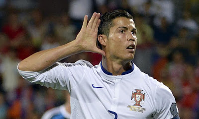 Cristiano Ronaldo says his the best player in the Last 20 Years