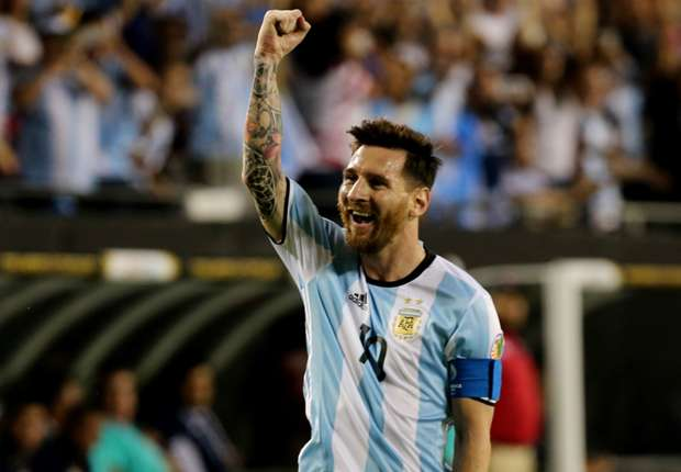 Lionel Messi come off the bench and Scores Hat-rick as Argentina demolish Panama 5-0 in Copa America