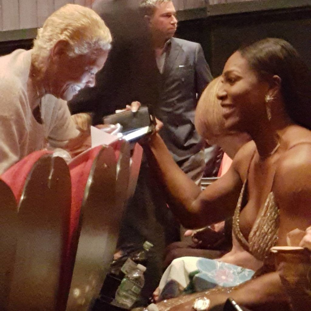 Serena Williams Aces and Sexy hot at the World Premiere of her Documentary