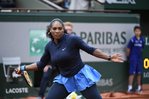 Serena Williams Crushes Elina Svitolona 6-1, 6-1 in straight Set at the 2016 French Open
