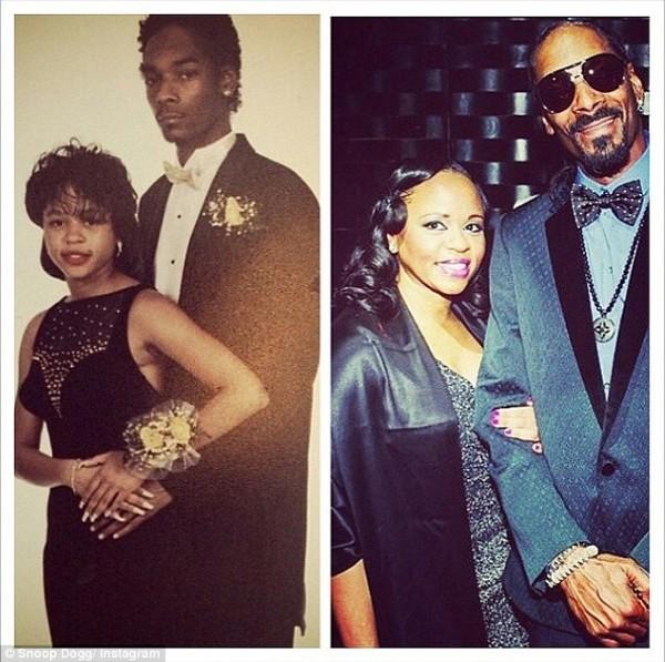 Snopp Dogg and Wife Shante Broadus Celebrate 19th wedding anniversary