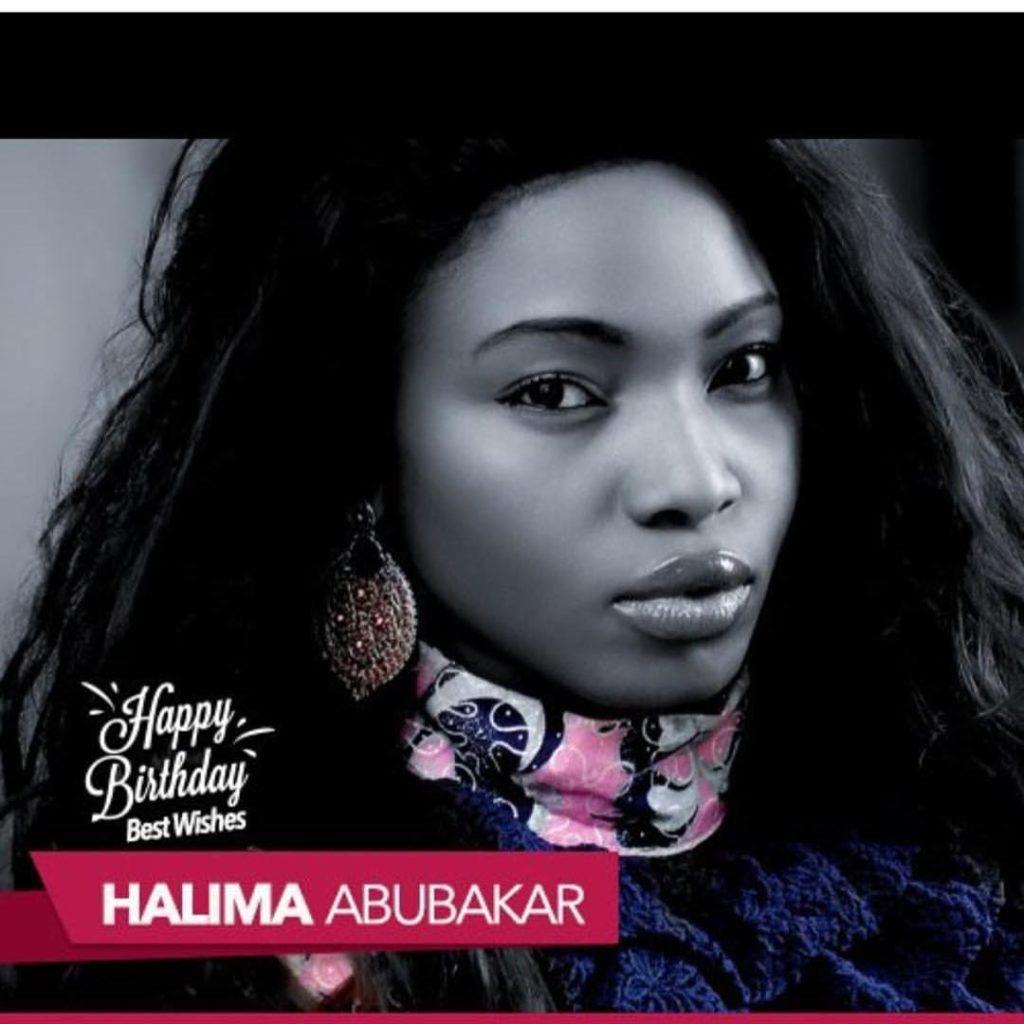 Tonto Dikeh wishes Halima Abubarkar Happy Birthday
