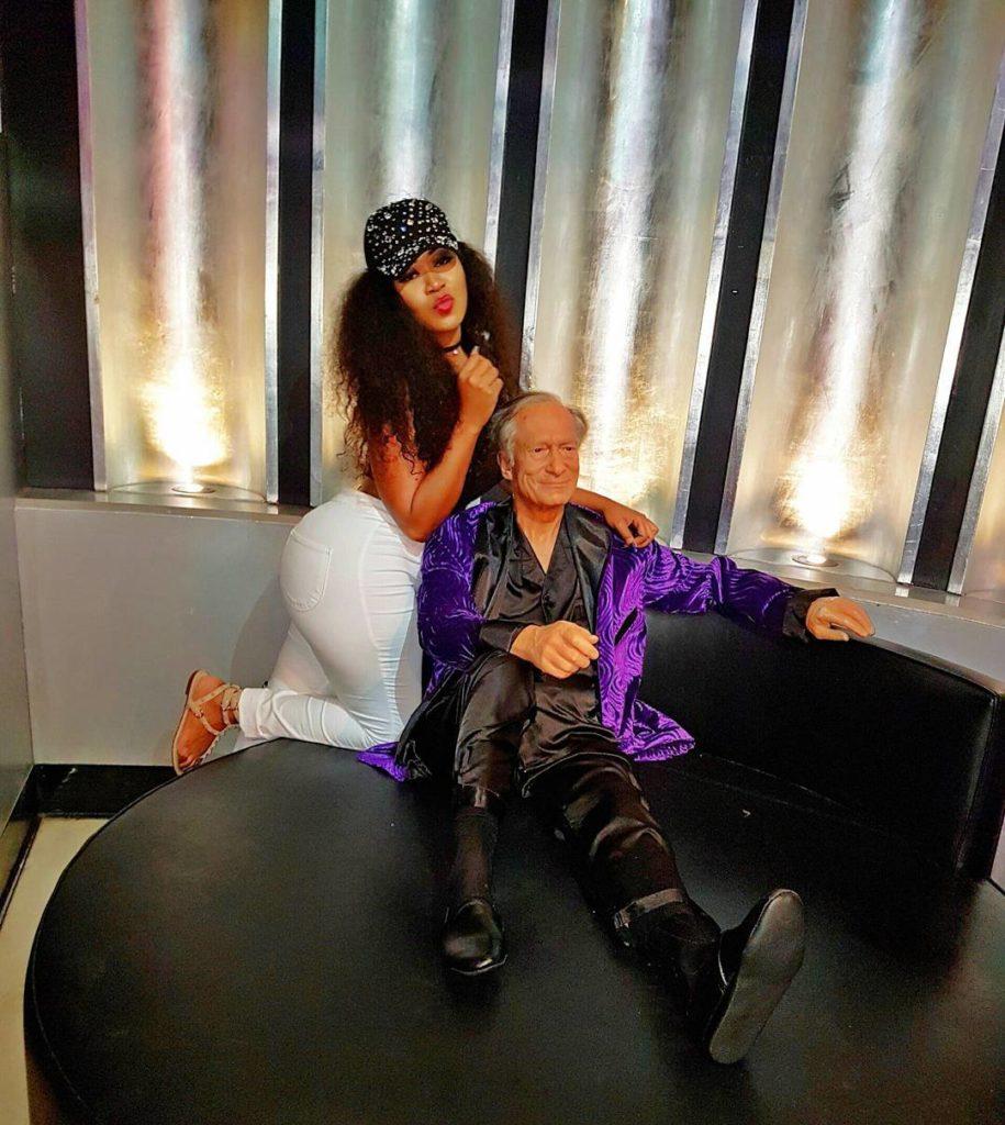era Sidika Reveals playboy boss Hugh Hefner as her 'Sugar Daddy'