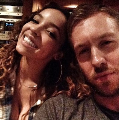 Calvin Harris and Singer Tinashe are Dating
