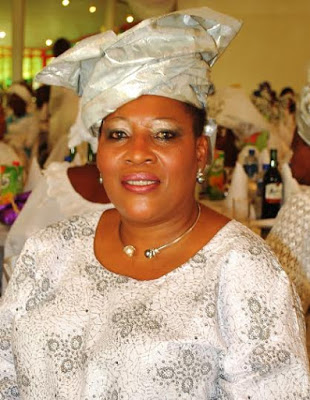 APC women Leader Chief Mrs Kemi Nelson denies collecting N75m from Remi Tinubu to organize a protest against Dino Melaye