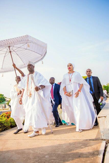 Ooni of ife Oba Adeyeye Ogunwusi,Ojaja II To Meet With The King Of The Ashante's In Kumasi