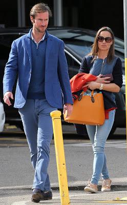 Pippa Middleton Gets Engaged to Billionaire boyfriend James Matthew