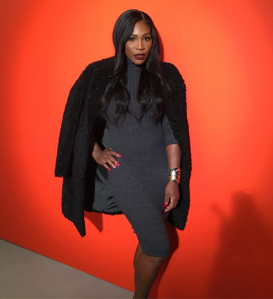 Serena Williams classy hot in New Serena Signature Statement HSN fashion Collections