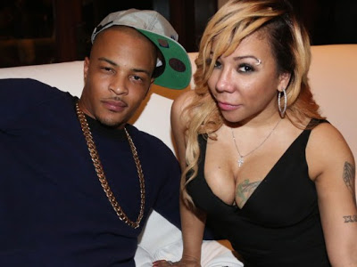 Trouble in Paradise? as T.I. & Tiny call it quits! just four months after welcoming daughter