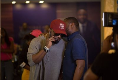 Ubi Franklin Say No Controversy with Iyanya Leaving his Record Label, as he has his Blessings