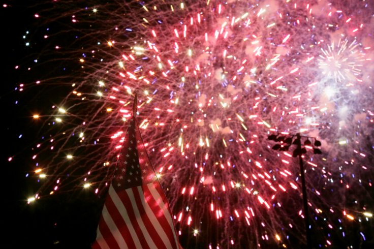 Us Independence Day Tragedy as A 9-year-old girl lost her left hand due to illegal fireworks