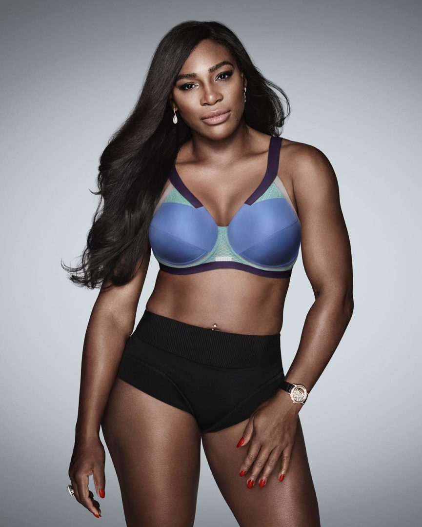 Serena Williams is set to launch her own cosmetics line