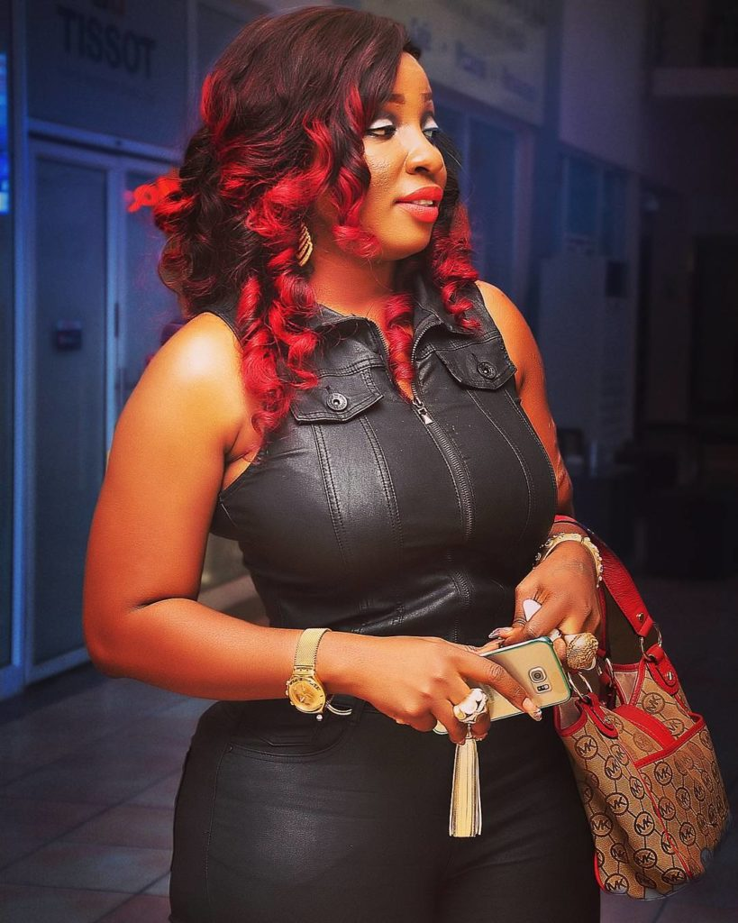 Anita Joseph Narrates how she begged for Money at the Airport after The ATM disappointed