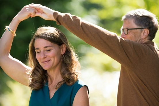 Bill Gates Celebrates His WIfe Melinda Gates as she turns 52 year Old