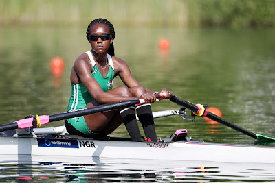 Nigerian Heroic Olympian Rower Professional Chierika Ukogu Finally Resumes School Of Medicine