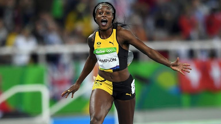 Elaine Thompson Wins Gold at Rio Olympic as she becomes the Fastest woman in the World