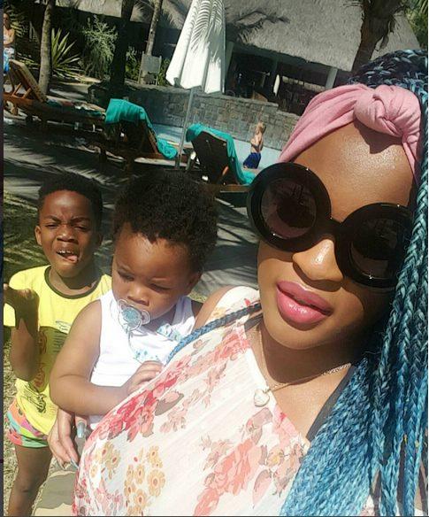 From Dubai to Mauritius,Adaeze Yobo shares lovely vacation photos