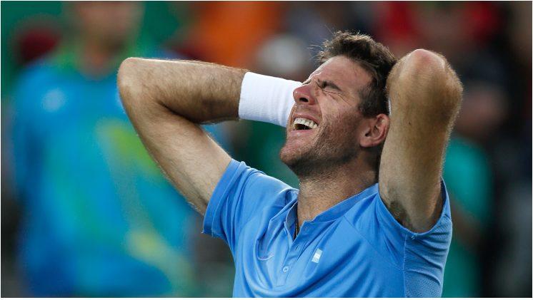JUAN MARTIN DEL POTRO UPSET RAFAEL NADAL IN OLYMPIC SEMIFINAL To reach the Final