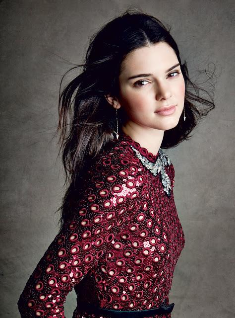 Kendall Jenner Covers September Vogue Magazine