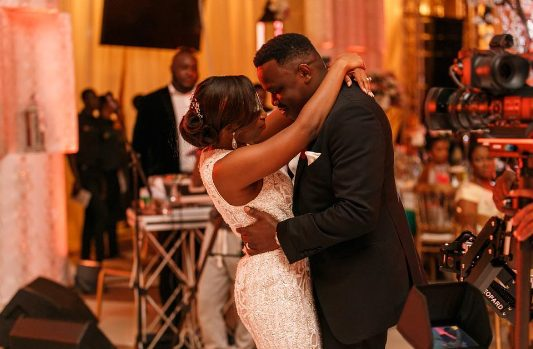 Mavin Records Artist Dr Sid and wife Simi Esiri celebrate their second wedding anniversary