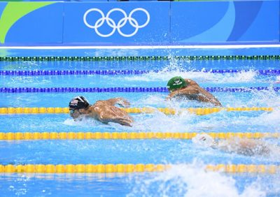 Michael Phelps wins two more gold medals to extends his legacy as the greatest Olympian of all time