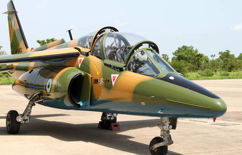 Nigerian Airforce Advices the Public Residence aroud Arepo Area of Ogun State not to Panic