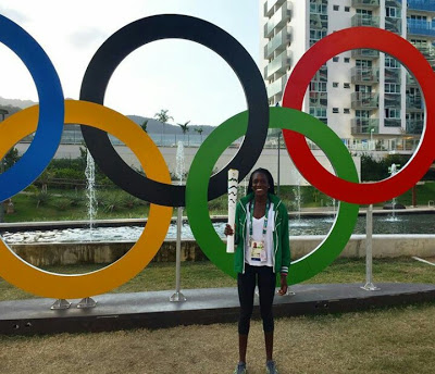 The Nigerian Abroad Based Self made Olympian Professional rower who is based in the United States, Chierika Ukogu , 23, has finally resumed her Med school.