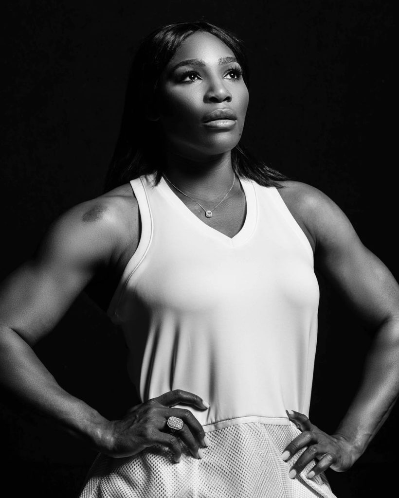 Serena Williams US Open 2016 Nike Outfit