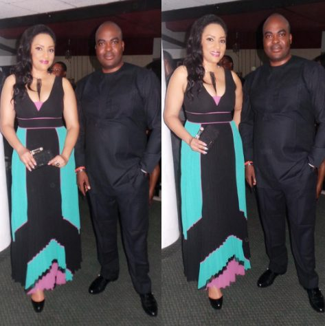 Nollywood Actress Lilian Bach Returns to acting, looking sexy at the Premiere of One Good Man in Abuja