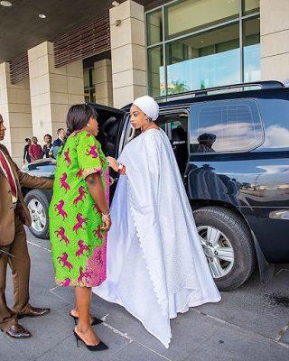 Olori Wuraola Ogunwusi Lovely in New Photo
