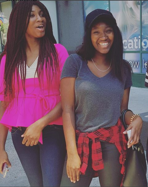 Omotola Jalade Ekeinde shares of her Lovely Daughters