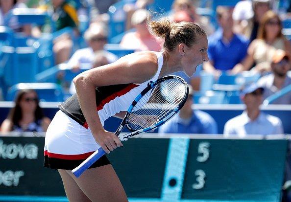 Pliskova Defeats Angelique  Kerber 6-3, 6-1 to win Cincinnati Open 2016