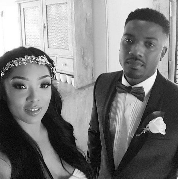 Ray J gets Married to Princess Love