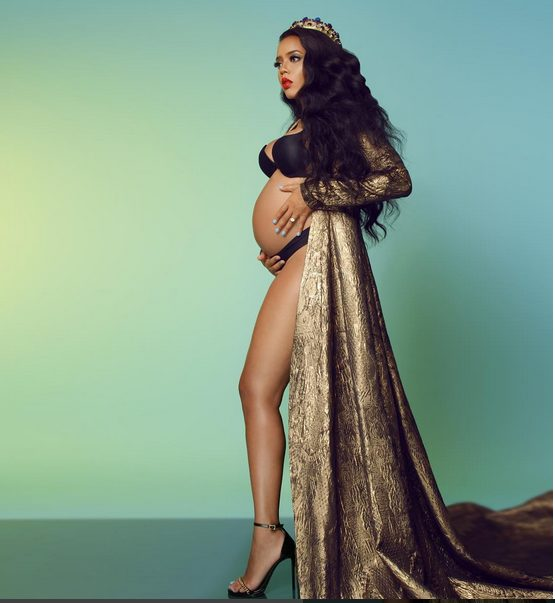 Reality TV Star Angela Simmons Sexy Hot in New Pregnancy PhotoReality TV Star Angela Simmons Sexy Hot in New Pregnancy Photo