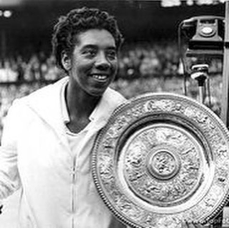 Serena Williams Pays Tribute to Althea Gibson