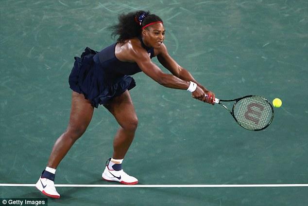 Serena Williams Super Sexy Hot in Wonder woman Costume