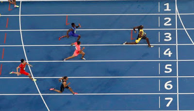 """Usain Bolt wins 9th Olympic Gold Medal, says """"There you go, I am the greatest."""""""