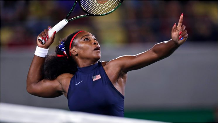 SERENA WILLIAMS Enters CINCINNATI with  WILD CARD, as her  NO. 1 RANKING POSSIBLY AT RISK