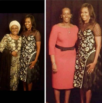 Ali Baba says The PDP loyalists allegation of Aisha Buhari with Michelle Obama been Photo-shopped Berating