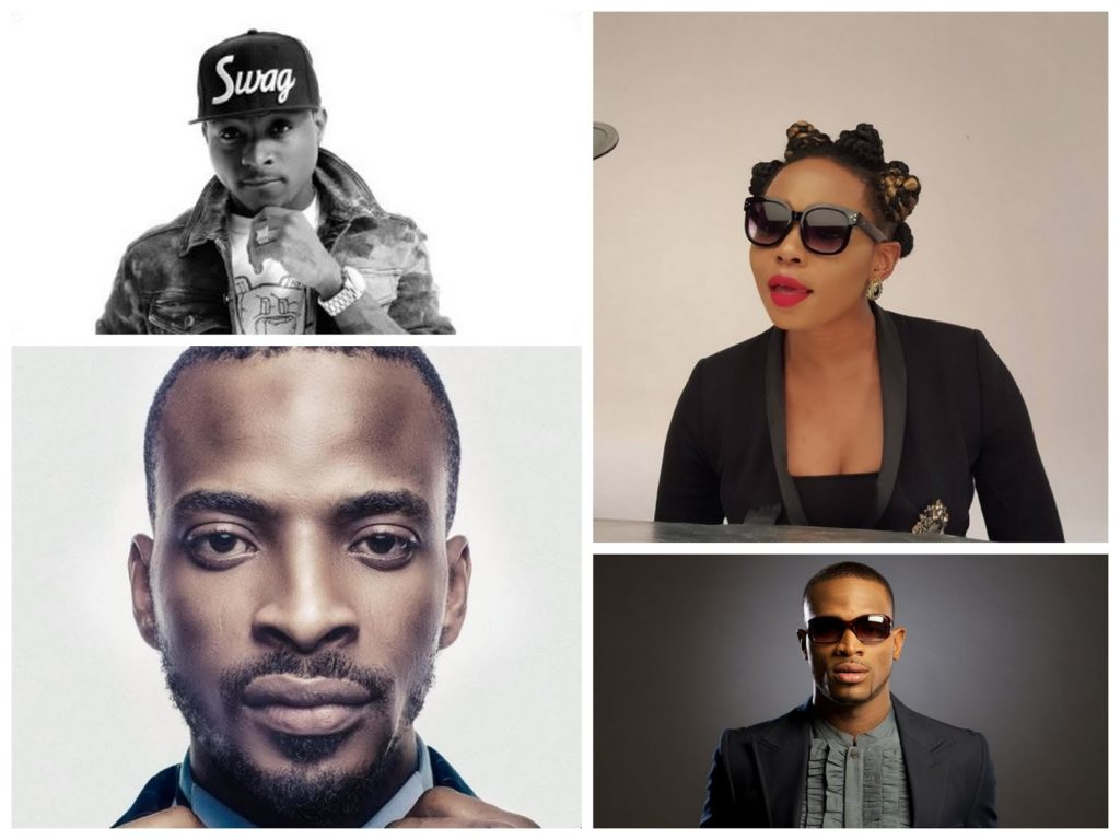 Top 5 Nigerian Musical Artist that has lost their Juice