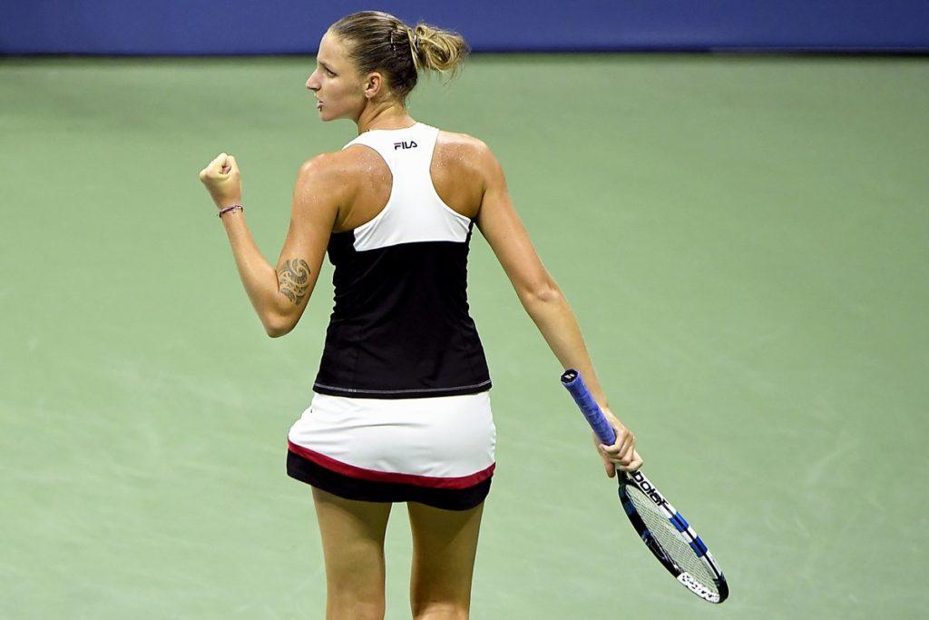 Karolina Pliskova Upset Serena Williams 6-2, 7-6 at the US Open 2016 Semifinals,as Serena Losses World No 1 ranking