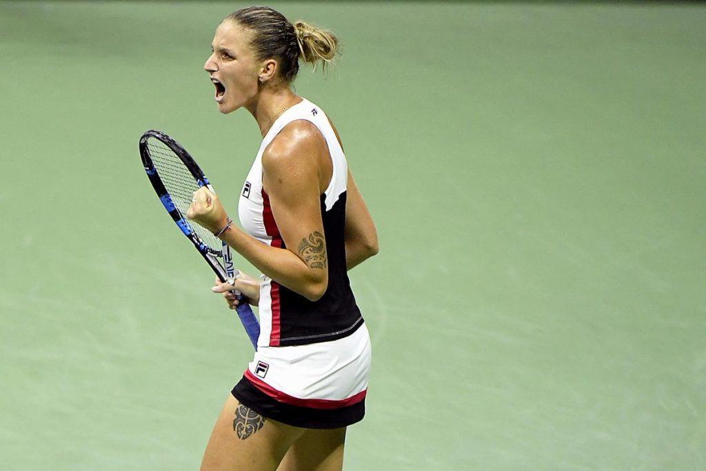 Karolina Pliskova Upset Serena Williams 6-2, 7-6 at the US Open 2016 Semifinals
