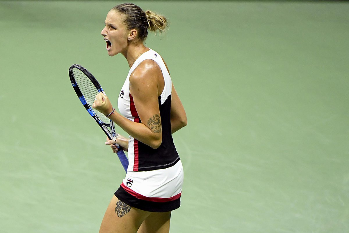 Karoline Pliskova Defeat Pavlyuchenkova 6-3, 6-3 to reach 3rd round of Rogers Cup